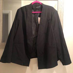 NWT Capsule (ASOS Curve) black blazer 24